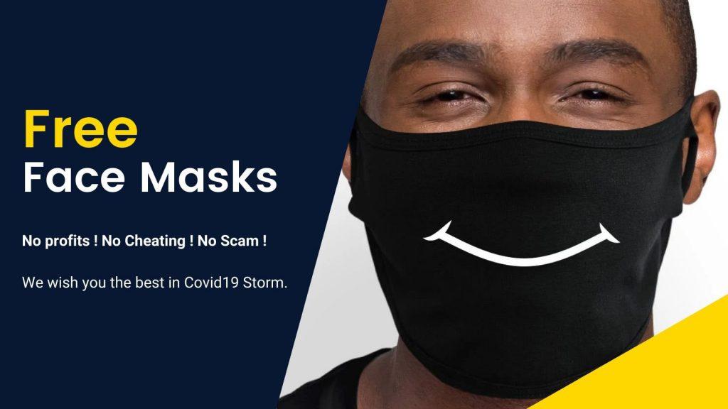 Free Mask Banner 2 - PewDiePie Merch