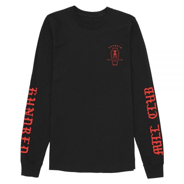 pewdiepie merch hundred-mill-club-pewdiepie-red