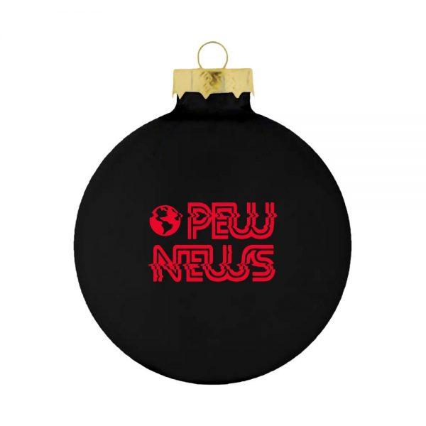 pewdiepie merch pew-news-ornament-pewdiepie
