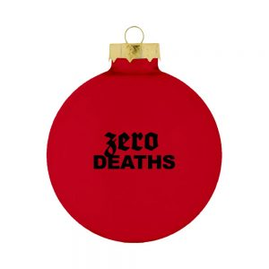 pewdiepie merch zero-death-ornament-pewdiepie