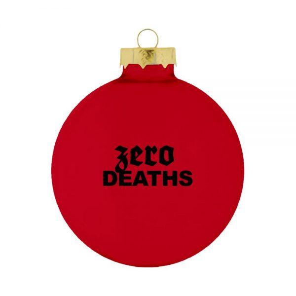 pewdiepie merch zero-death-ornament-pewdiepie