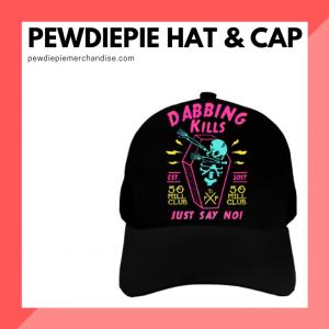 PewDiePie Hats