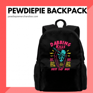 PewDiePie Backpacks