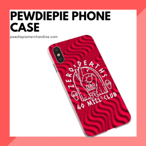 PewDiePie Phone Case