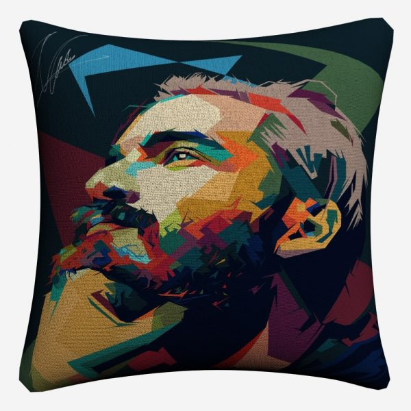 Madu Robearto Pewdiepie TV Show Cotton Linen Decorative Cushion Cover 45x45cm For Sofa Chair Pillow Case 4 - PewDiePie Merch