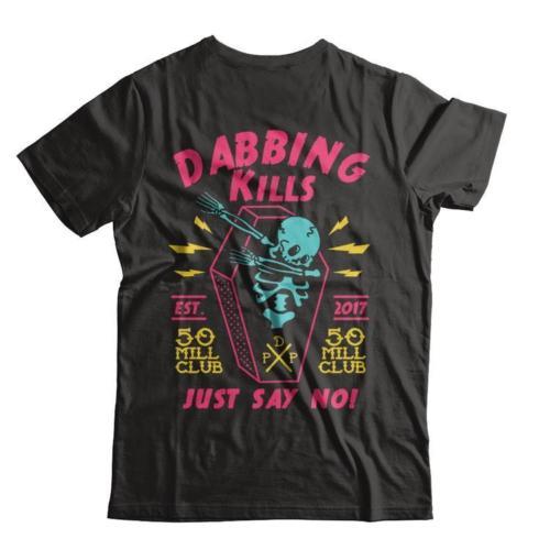 PewDiePie Dabbing Kill Men s T Shirt Clothing Cartoon t shirt men Unisex New Fashion tshirt 1 - PewDiePie Merch