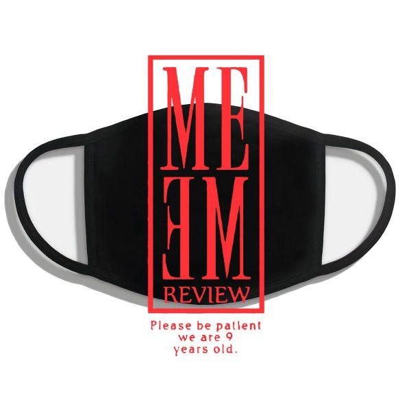 PewDiePie Meme Review Black M L Fitness mask 100 cotton - PewDiePie Merch