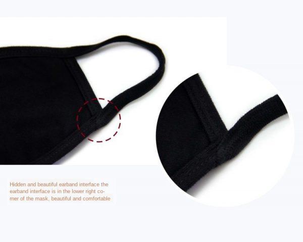 PewDiePie Zero Deaths Men s masks Clothing Cool Casual pride masks men Unisex New Fashion masks 1 - PewDiePie Merch