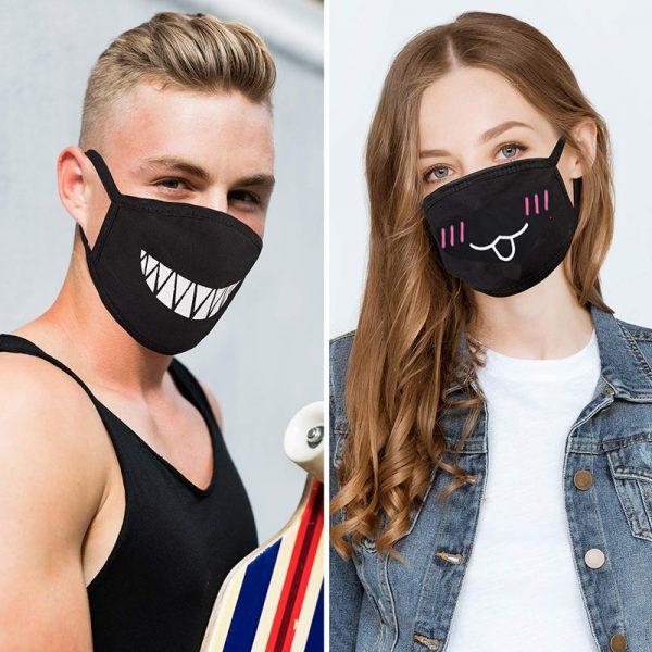 PewDiePie Zero Deaths mask 100 cotton 4 - PewDiePie Merch