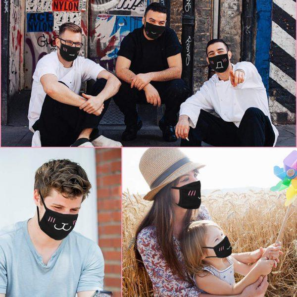 PewDiePie Zero Deaths mask 100 cotton 5 - PewDiePie Merch