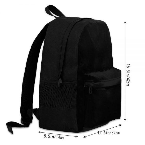 Pewdiepie Subcribe Logo USA Print Kawaii women men backpack laptop travel school adult student - PewDiePie Merch