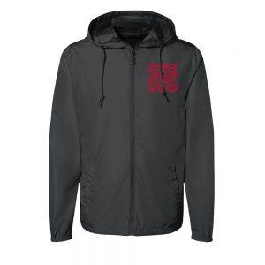 pewdiepie merch waves-pewdiepie-windbreaker