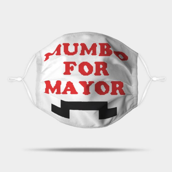 mumbo for mayor pixels Gift