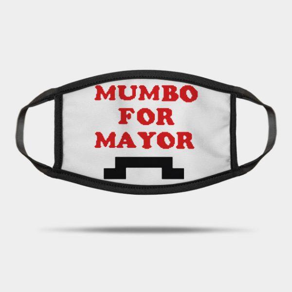 mumbo for mayor pixels Gift
