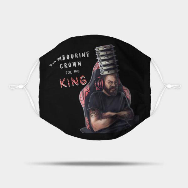 Tambourine Crown for PewDiePie