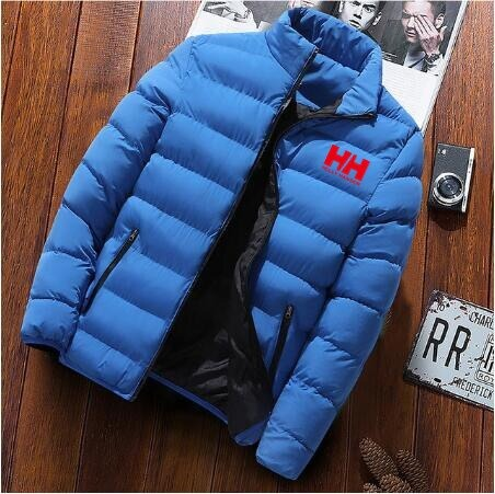 2020 new men winter warm out wear large size mens long sleeve stand collar casual zipper warm cotton jacket 7854 - PewDiePie Merch