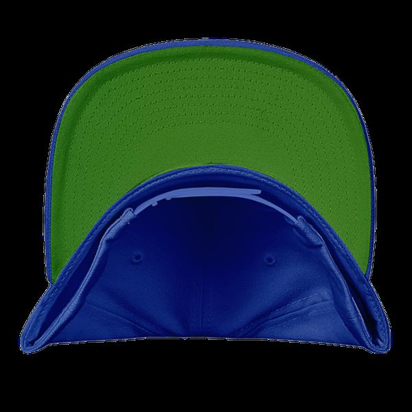 black blue gray color with pewdiepie smash logo snapback hat 1280 - PewDiePie Merch