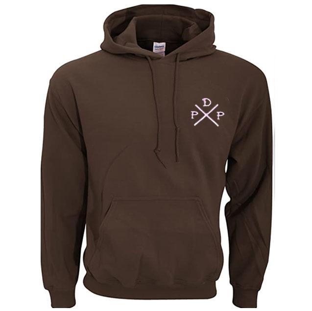 black color with pink logo pewdiepie merch hoodie 1874 - PewDiePie Merch