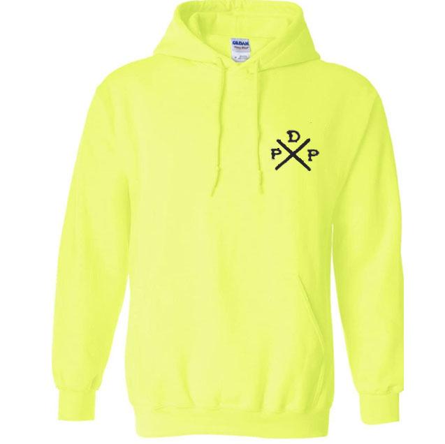 black color with pink logo pewdiepie merch hoodie 2469 - PewDiePie Merch
