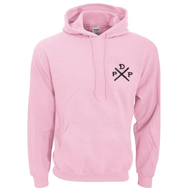 black color with pink logo pewdiepie merch hoodie 5796 - PewDiePie Merch