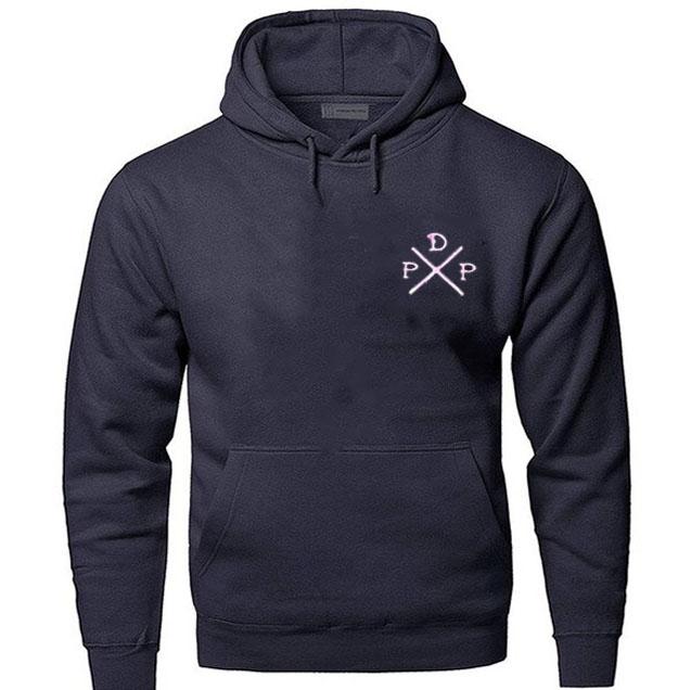 black color with pink logo pewdiepie merch hoodie 7847 - PewDiePie Merch