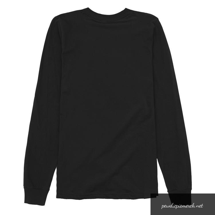 gaming week 20 pewdiepie long sleeves shirt 4586 - PewDiePie Merch