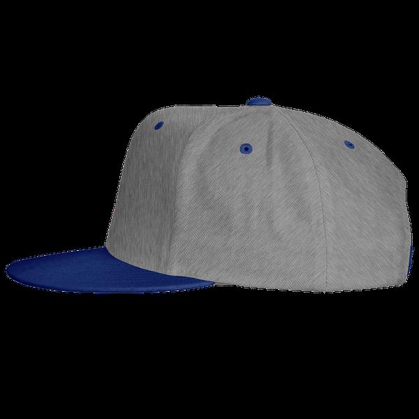 gray blue black color with pewdiepie smash logo snapback hat 3697 - PewDiePie Merch