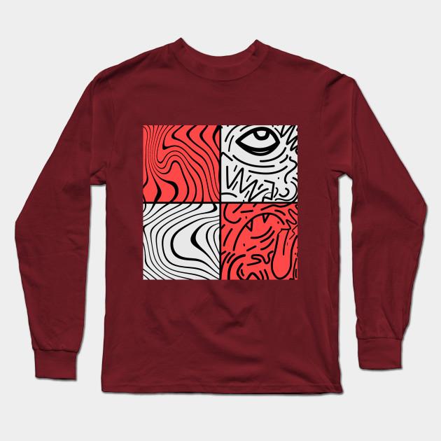 inspired pewdiepie  long sleeve shirt 3064 - PewDiePie Merch
