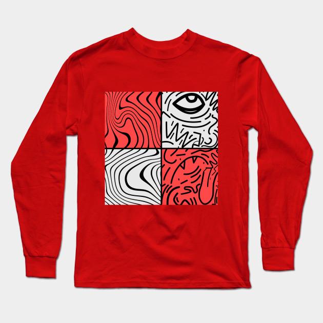 inspired pewdiepie  long sleeve shirt 4637 - PewDiePie Merch