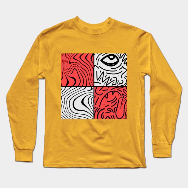 inspired pewdiepie  long sleeve shirt 5103 - PewDiePie Merch