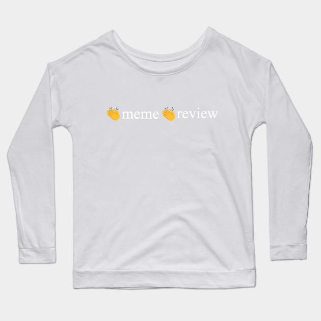 meme review long sleeve t shirt 2355 - PewDiePie Merch