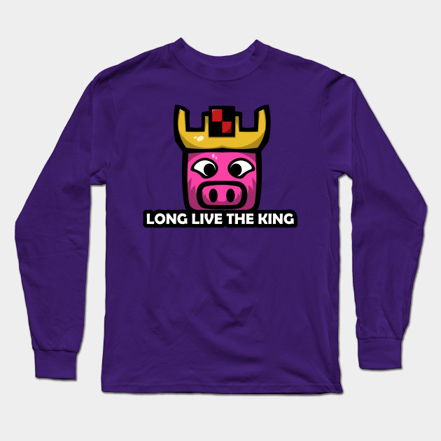 peepeepoopoo  pewdiepie mincraft fanart  long sleeve t shirt 5536 - PewDiePie Merch