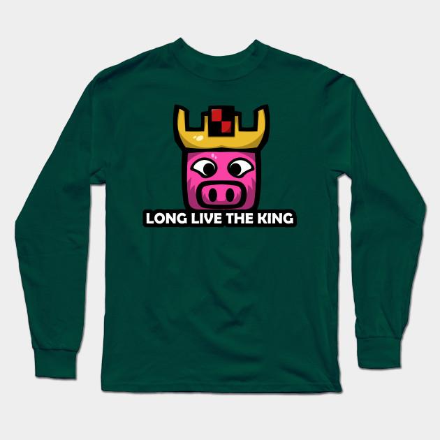peepeepoopoo  pewdiepie mincraft fanart  long sleeve t shirt 5563 - PewDiePie Merch