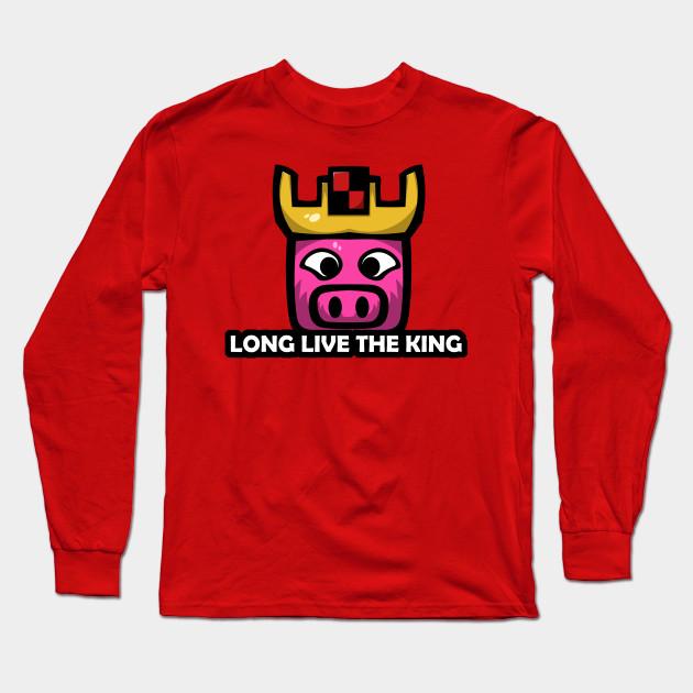 peepeepoopoo  pewdiepie mincraft fanart  long sleeve t shirt 6418 - PewDiePie Merch