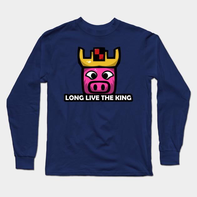 peepeepoopoo  pewdiepie mincraft fanart  long sleeve t shirt 7330 - PewDiePie Merch