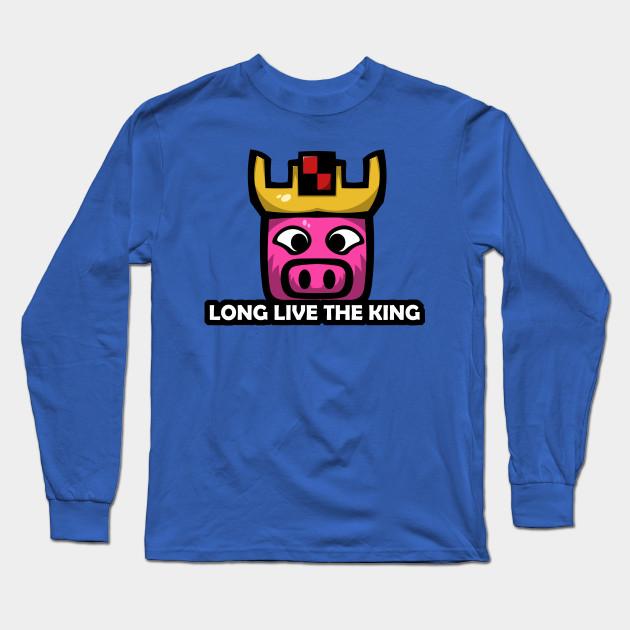 peepeepoopoo  pewdiepie mincraft fanart  long sleeve t shirt 7973 - PewDiePie Merch