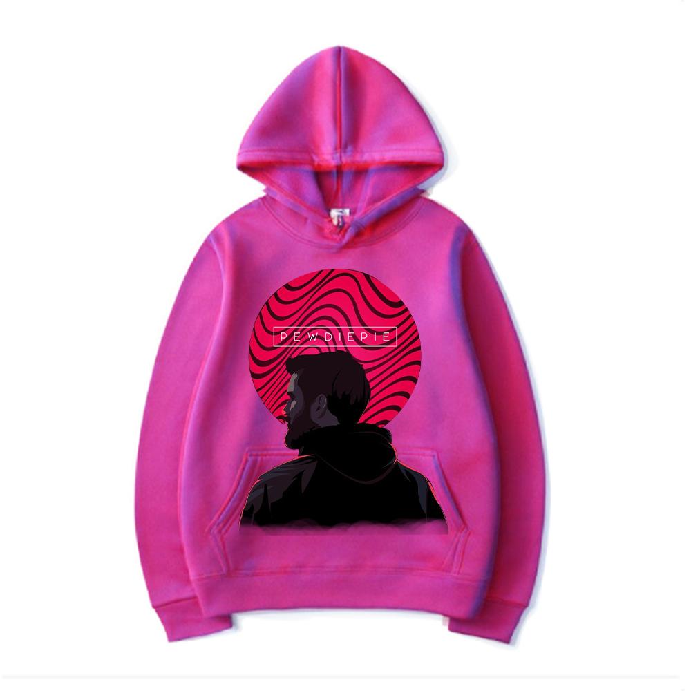 pewdiepie 3d print design hoodie mens womens cotton printing sweatshirt 2180 - PewDiePie Merch