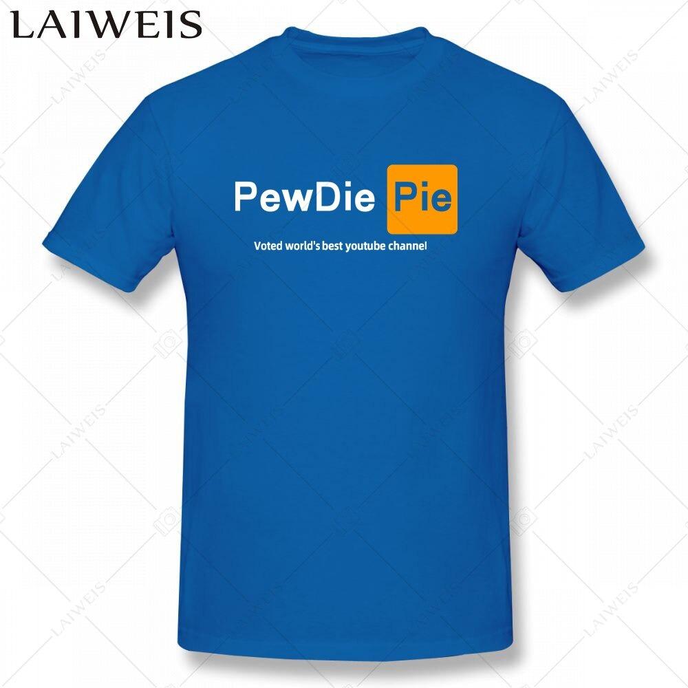 pewdiepie  youtuber mens  t shirt new fashion mens short sleeve t shirt cotton 1094 - PewDiePie Merch