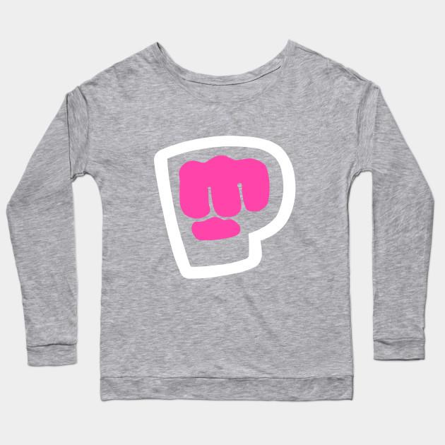 pewdiepie brofist pink long sleeve t shirt 6181 - PewDiePie Merch