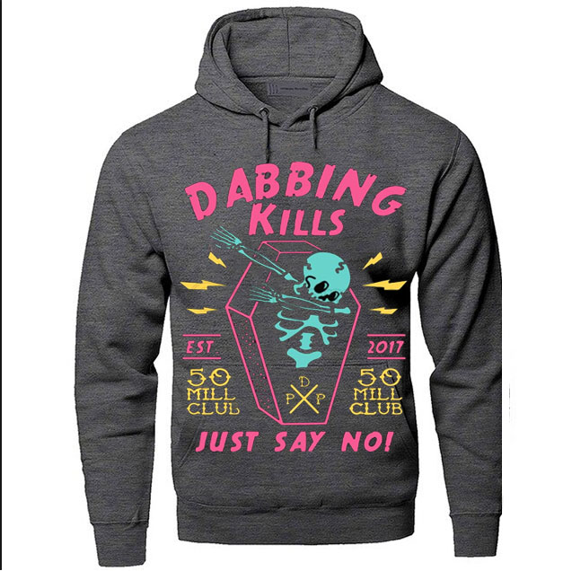 pewdiepie dabbing kill mens hoodies 2307 - PewDiePie Merch