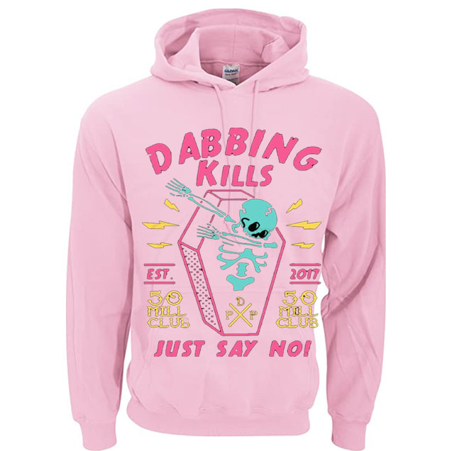pewdiepie dabbing kill mens hoodies 3392 - PewDiePie Merch