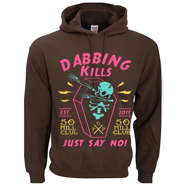 pewdiepie dabbing kill mens hoodies 7342 - PewDiePie Merch