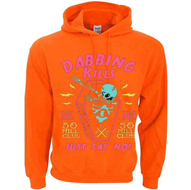 pewdiepie dabbing kill mens hoodies 8991 - PewDiePie Merch