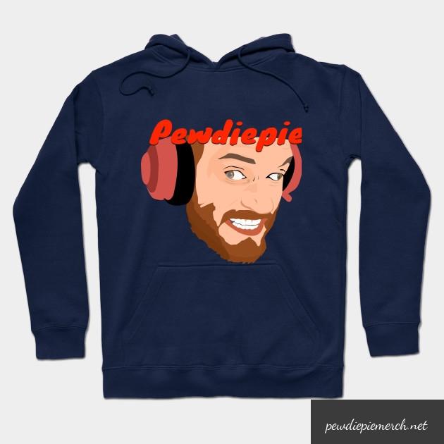 pewdiepie image hoodie very good mens thoodie sweatshirts 4971 - PewDiePie Merch