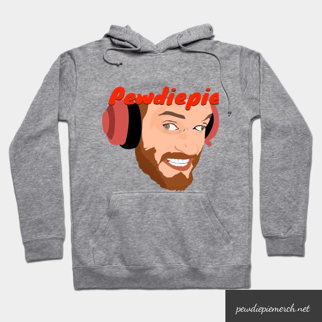 pewdiepie image hoodie very good mens thoodie sweatshirts 7532 - PewDiePie Merch