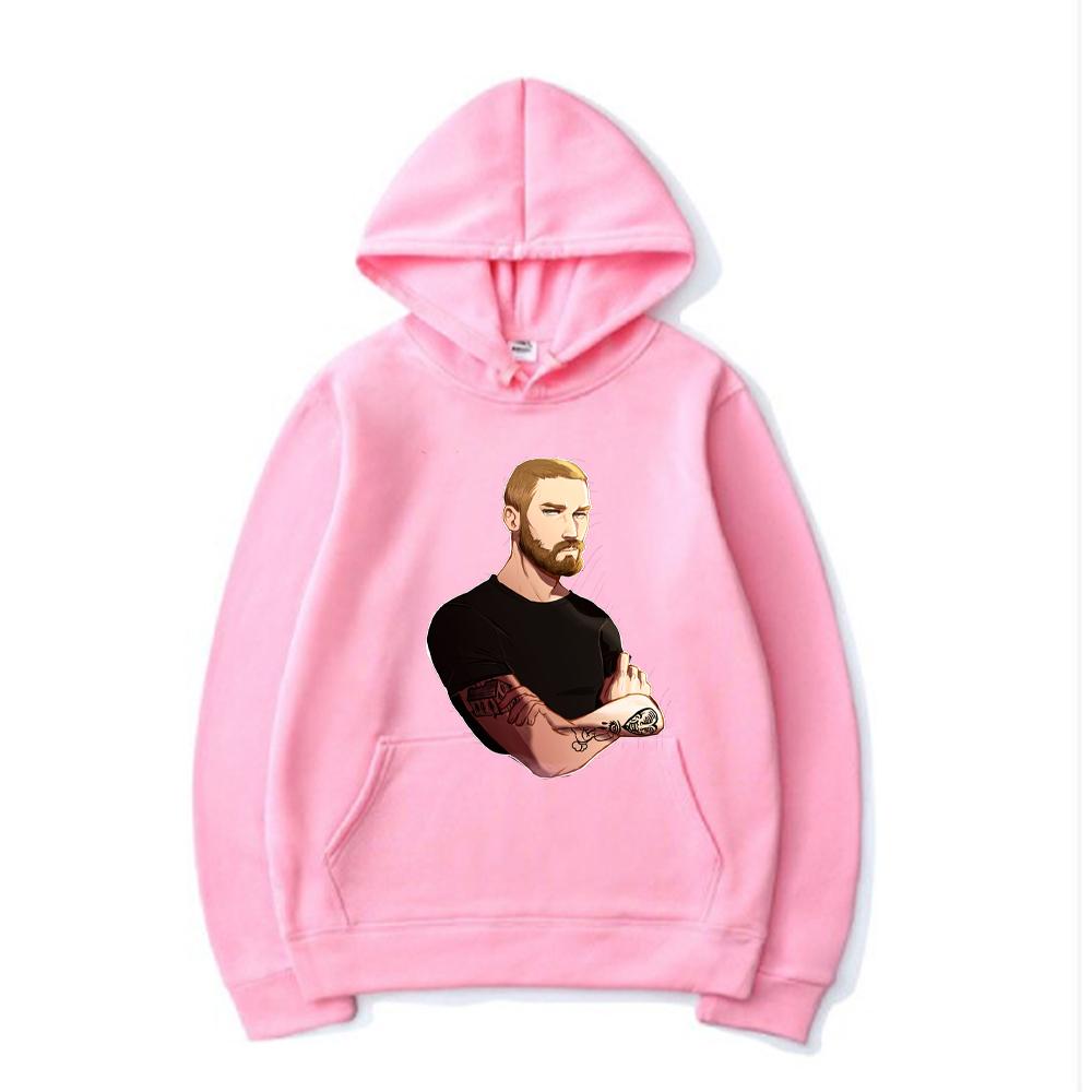 pewdiepie of the  design hoodie men boys womens girls sweatshirt printed hoody 1108 - PewDiePie Merch