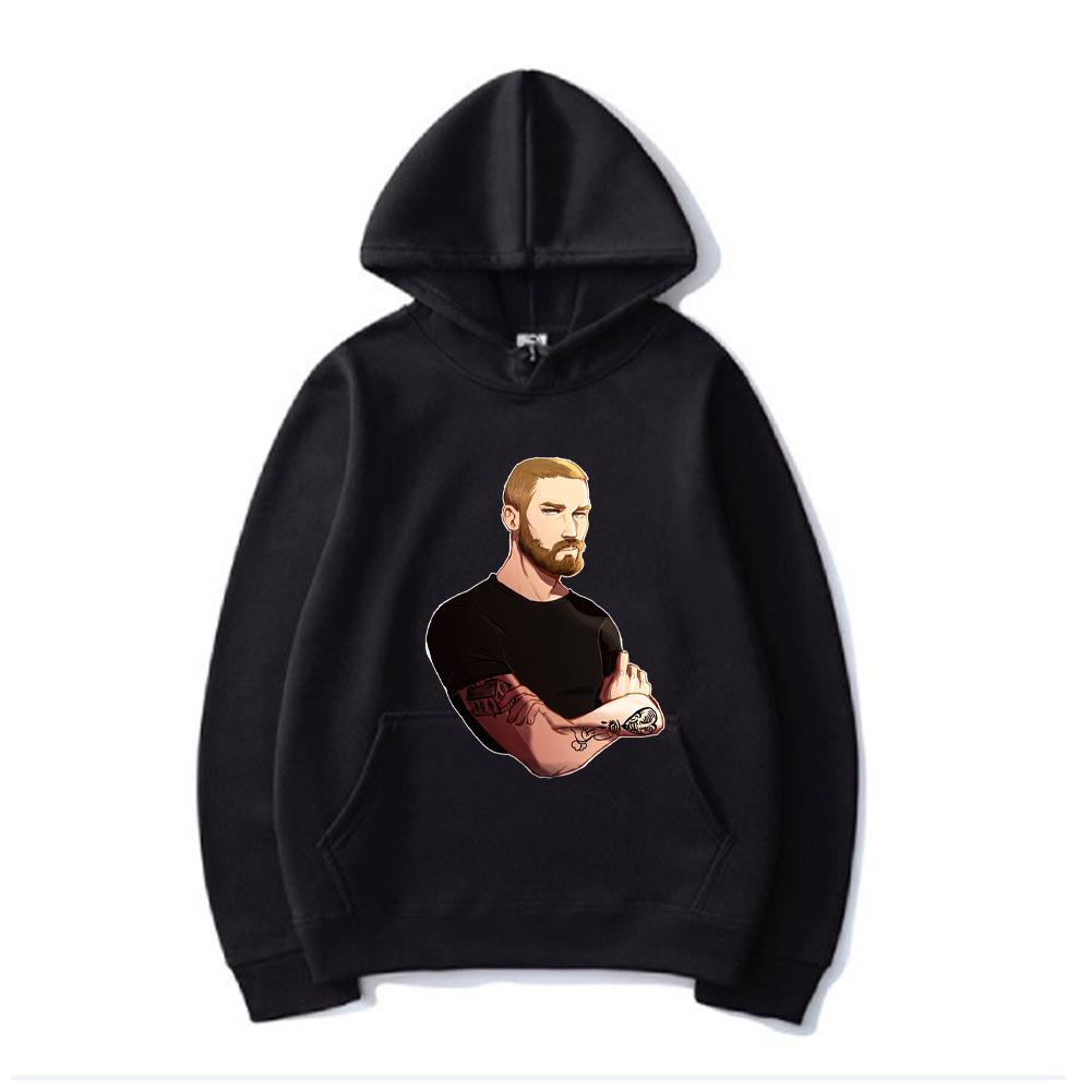 pewdiepie of the  design hoodie men boys womens girls sweatshirt printed hoody 4636 - PewDiePie Merch