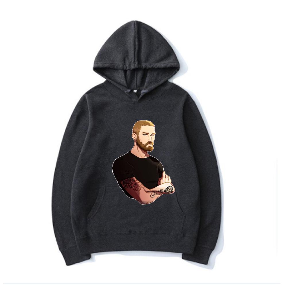 pewdiepie of the  design hoodie men boys womens girls sweatshirt printed hoody 6517 - PewDiePie Merch