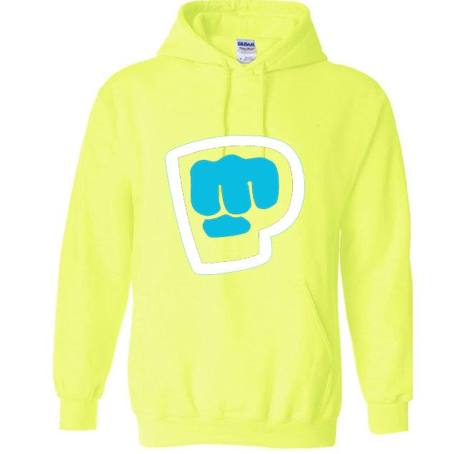 pewdiepie smash logo print hoodies 1383 - PewDiePie Merch