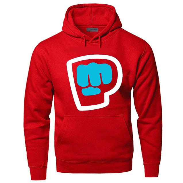 pewdiepie smash logo print hoodies 3648 - PewDiePie Merch